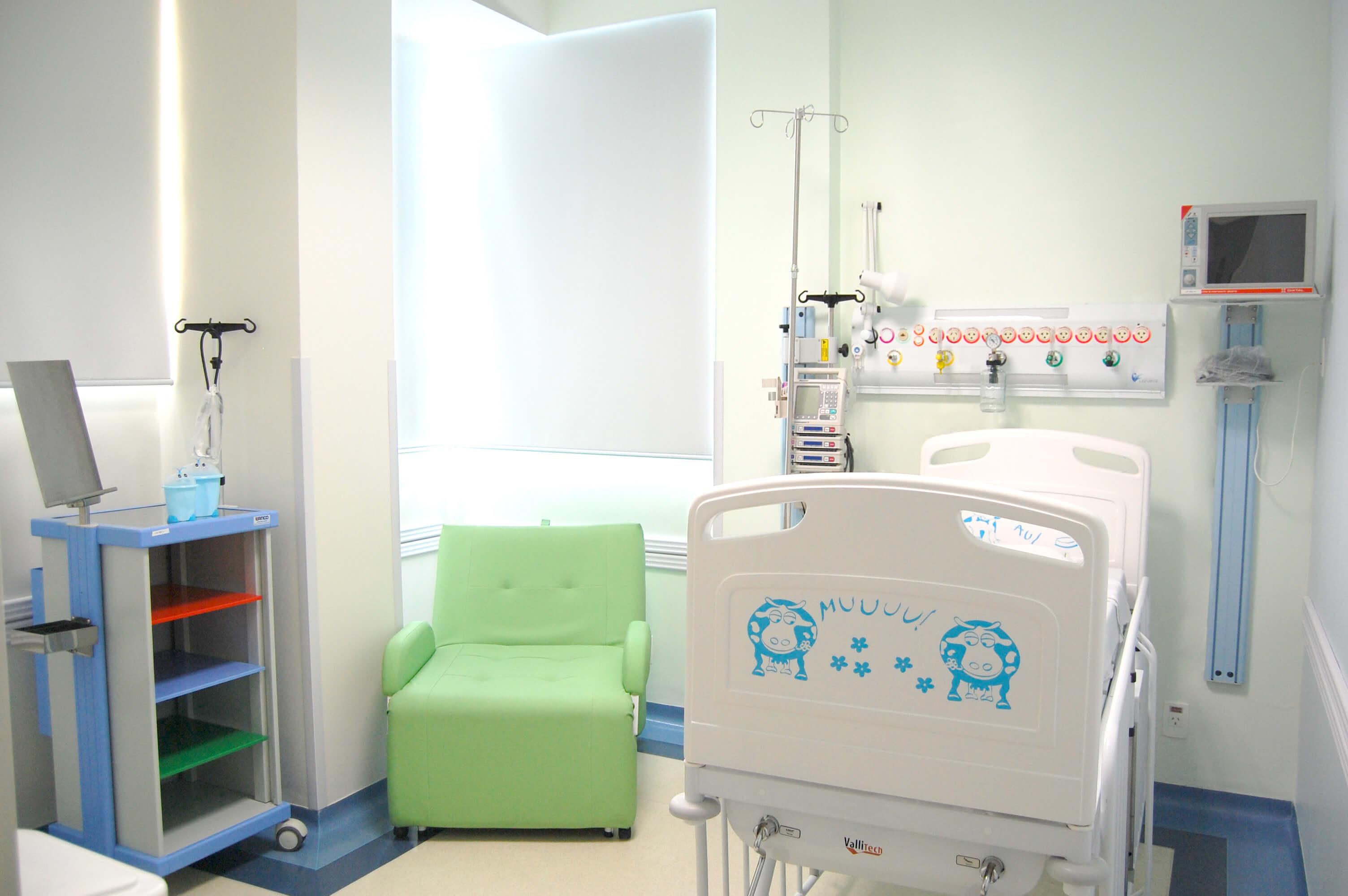 Pediatria do Hospital Leforte