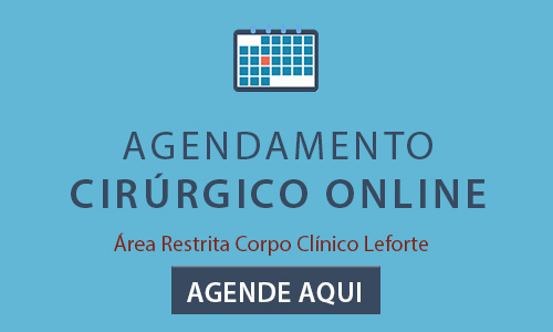 Agendamento Cirúrgico