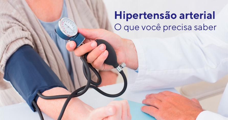 Saiba mais sobre hipertensão