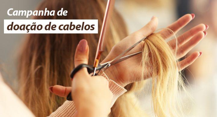 doação de cabelos