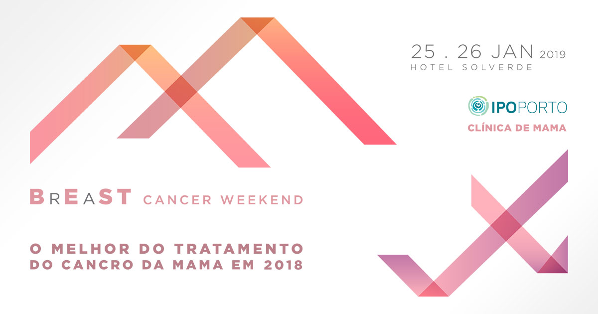 ONCOLOGISTA DO GRUPO LEFORTE PARTICIPA DE EVENTO SOBRE CÂNCER DE MAMA EM PORTUGAL