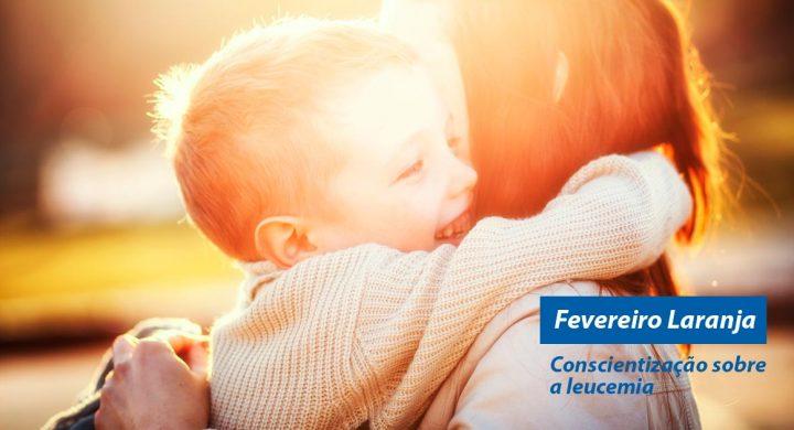 Conscientização sobre a Leucemia
