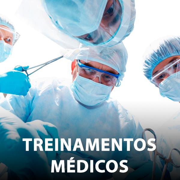 Treinamentos Médicos