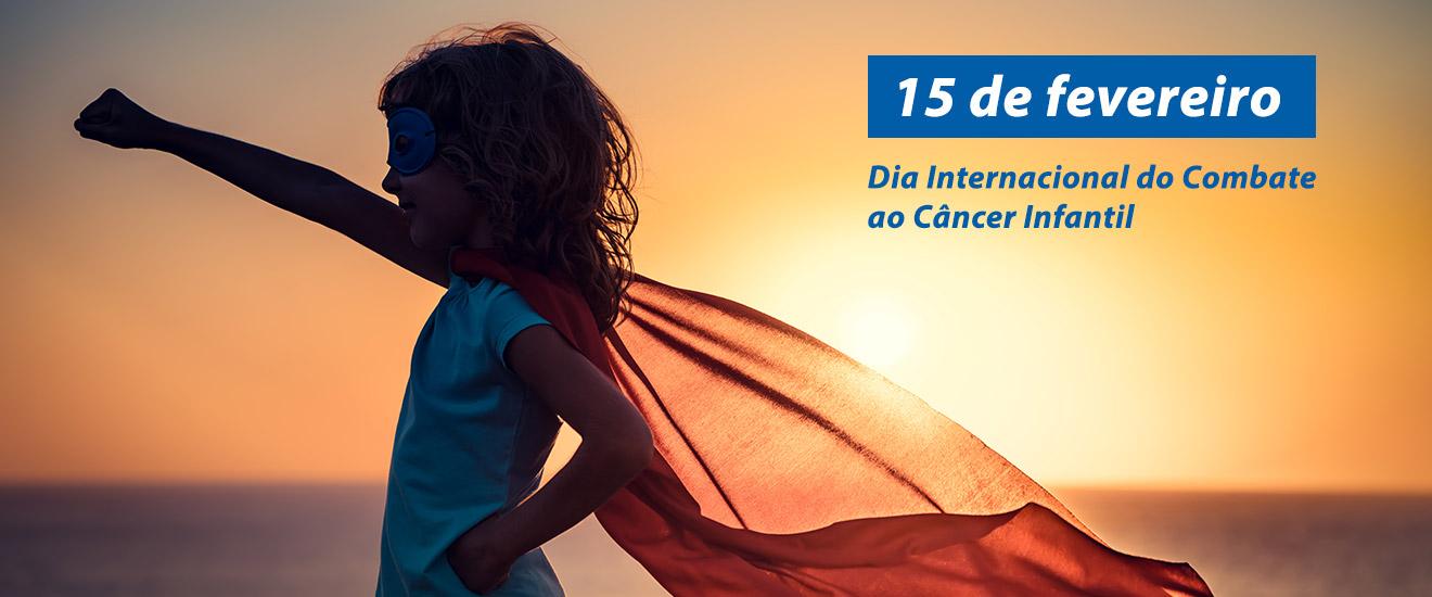 Dia internacional do combate ao cancer infantil