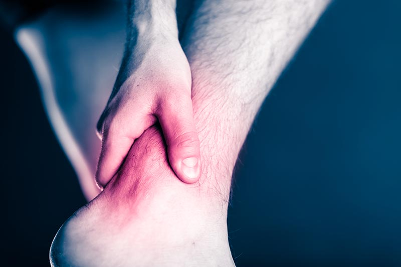 img dores no tornozelo