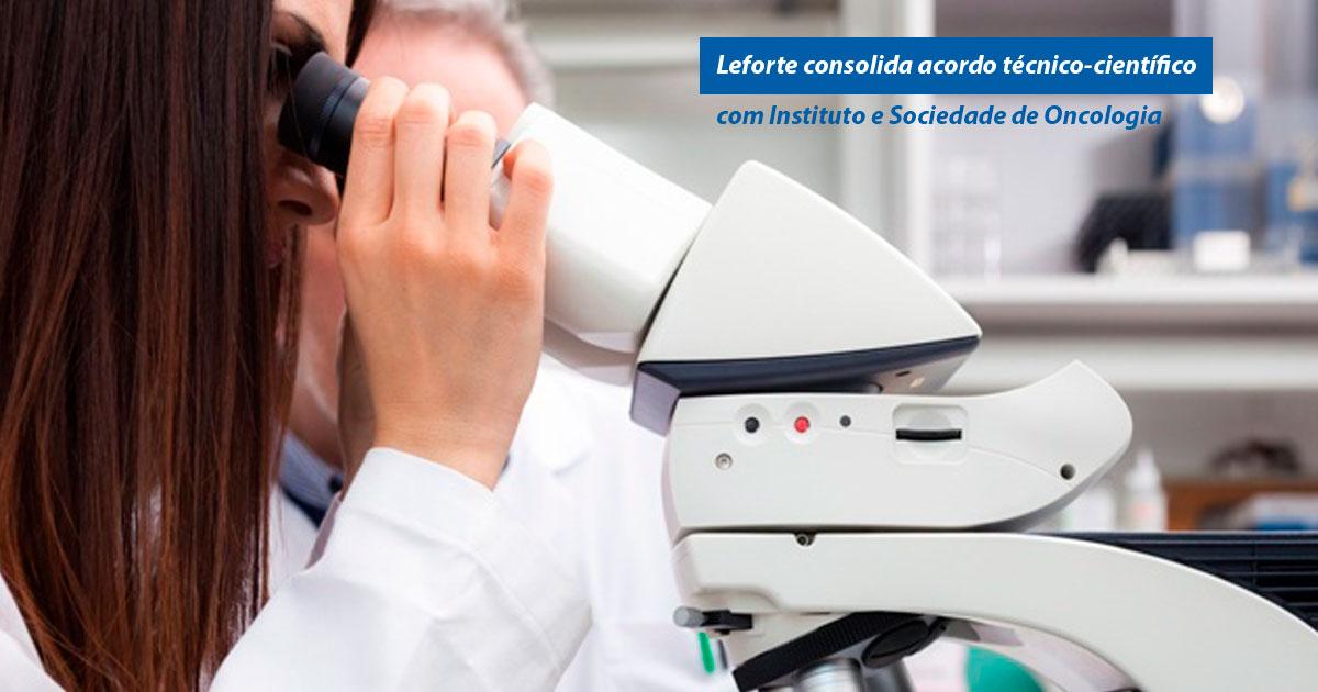 pesquisa Oncologia