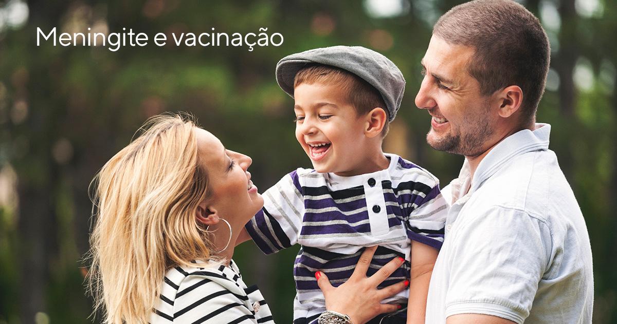 meningite e vacinação