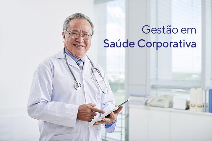 Gestão em saúde corporativa