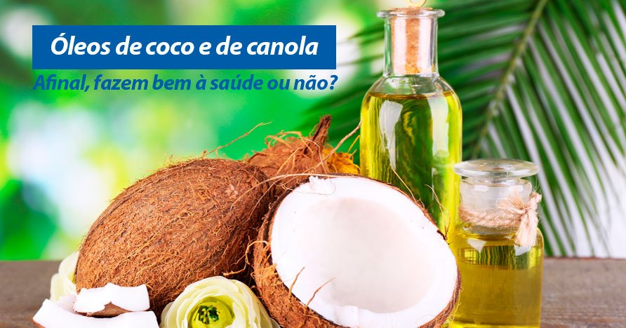 Saiba mais oleo de coco