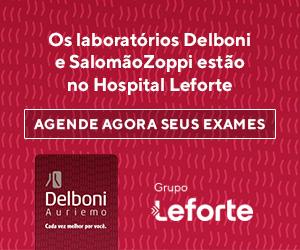 Banner Laboratório Delboni