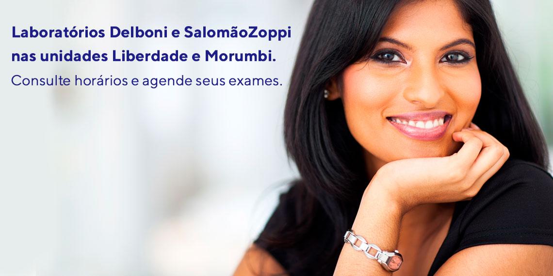 laboratório Delboni e SalomãoZoppi no Leforte