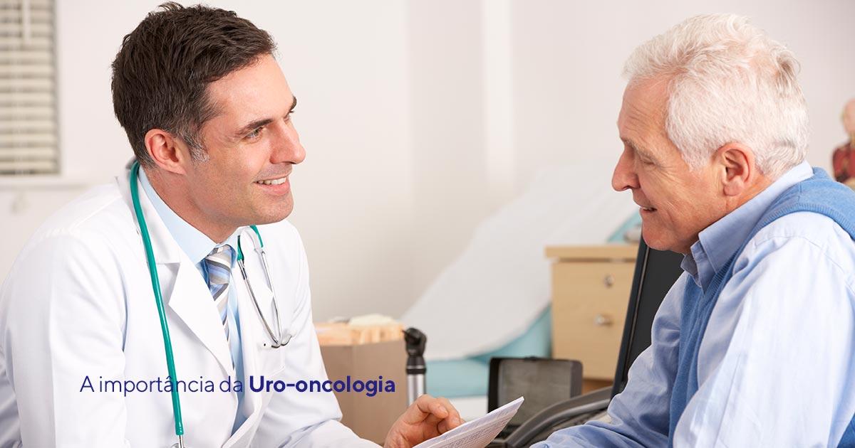 A importância da uro-oncologia