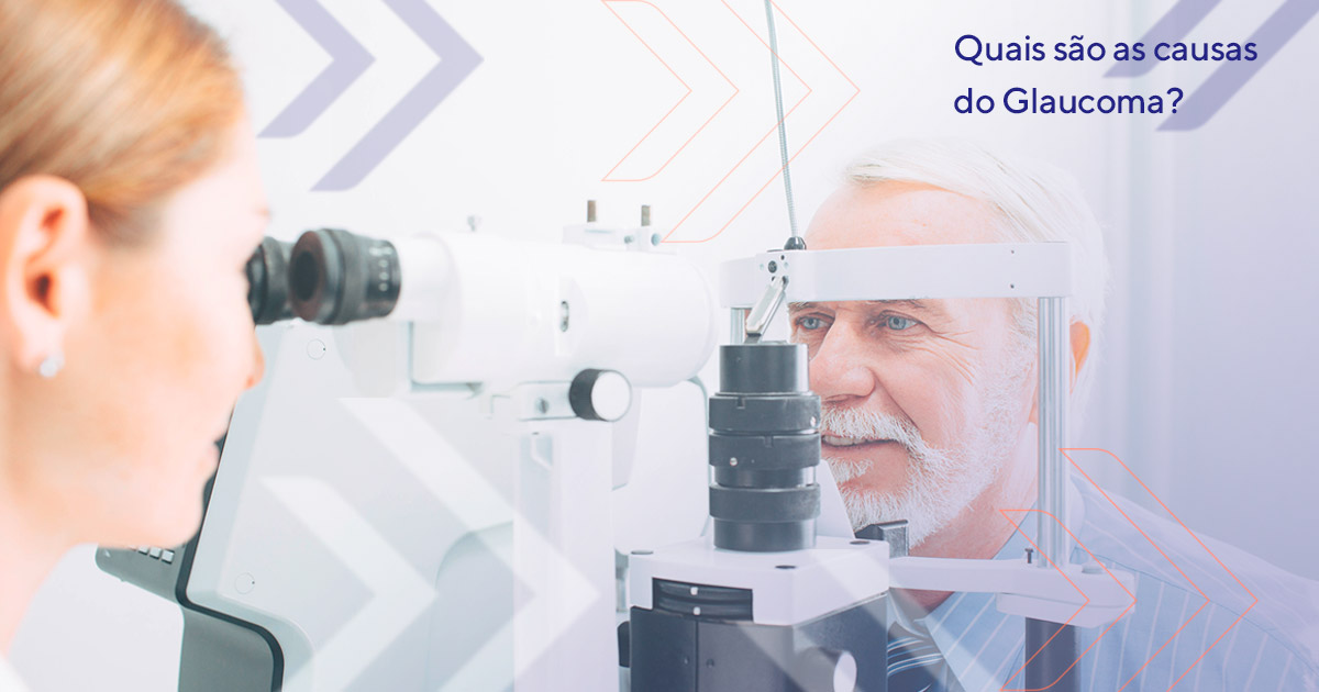 Causas glaucoma