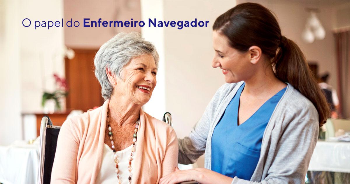 Enfermeira Navegadora O Que E Leforte Enfermeira Navegadora