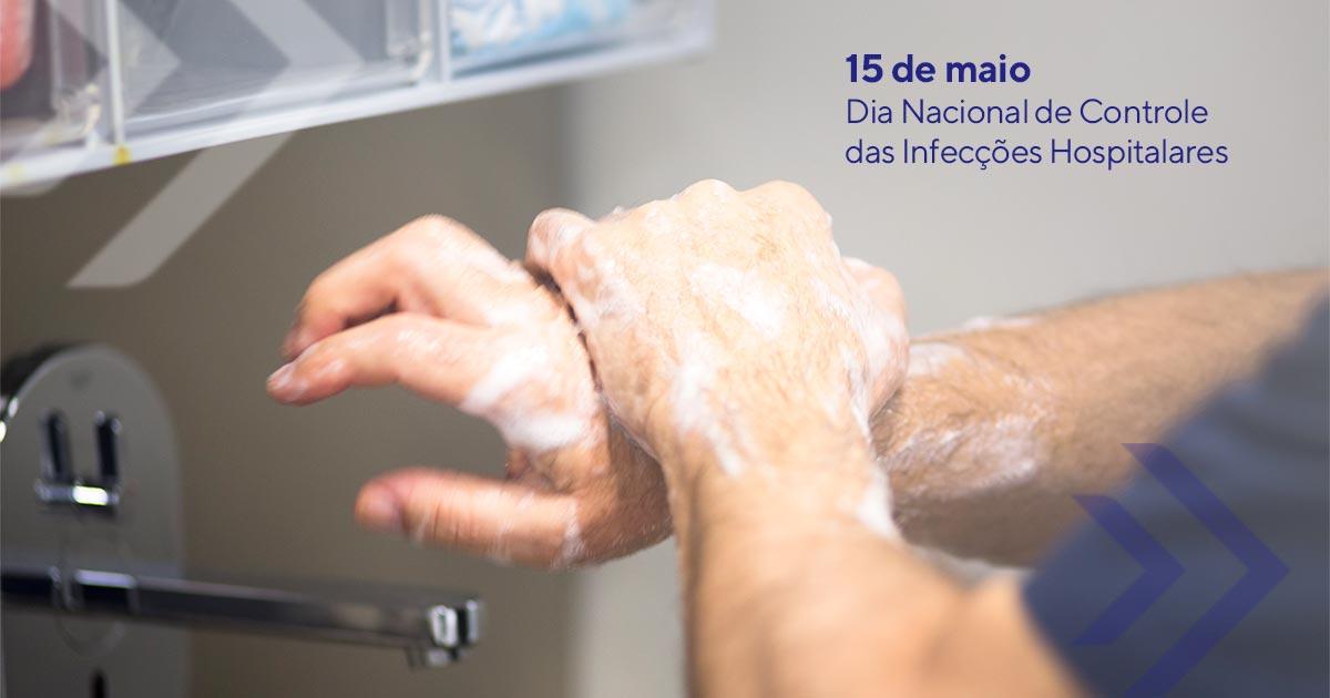 Dia internacional da infecção Hospitalar
