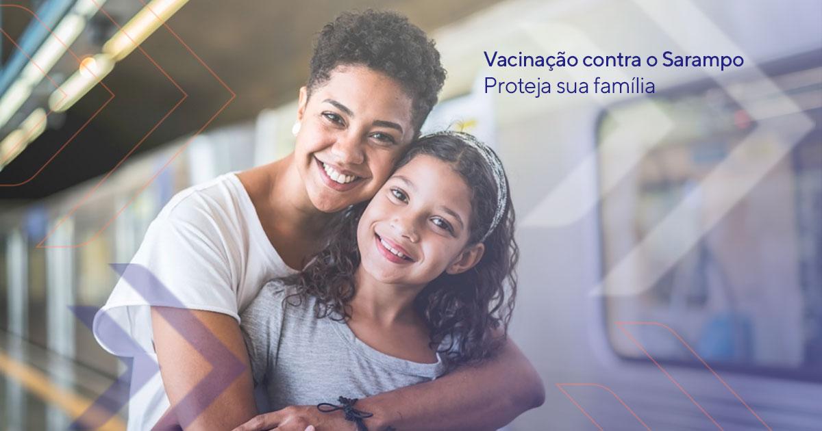 vacinação sarampo