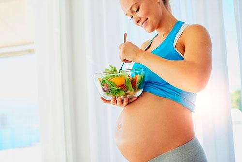 hábitos saudáveis na gravidez