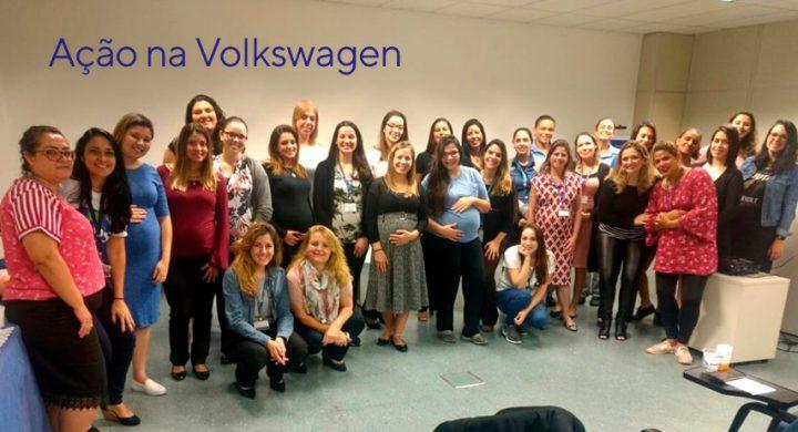 Leforte Saúde nas Empresas em ação na Volkswagen