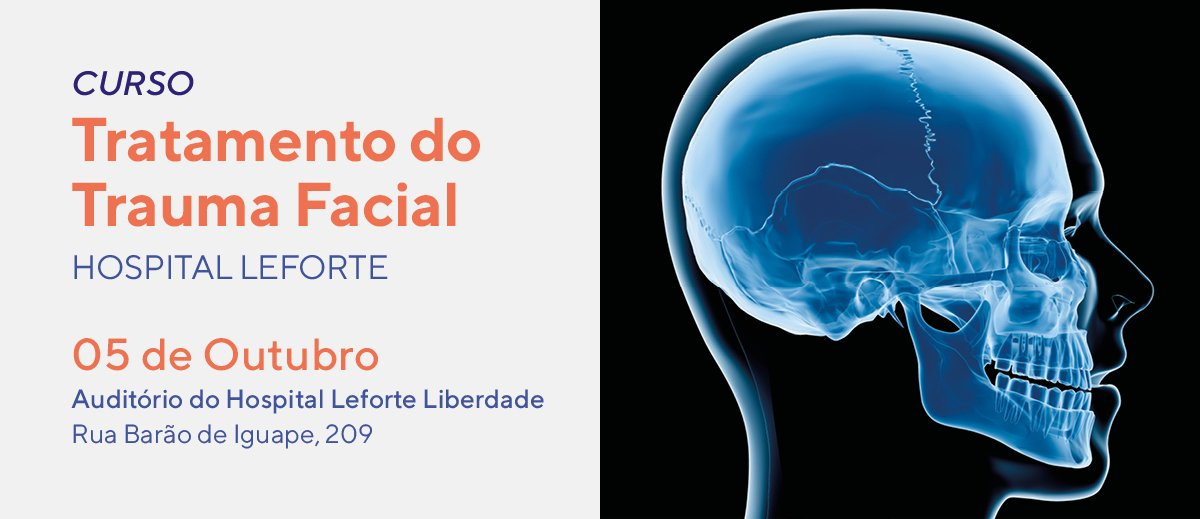 Curso Tratamento Trauma Facial Hospital Leforte