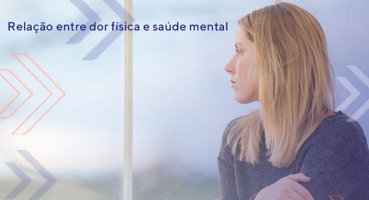 A relação entre saúde mental e saúde física