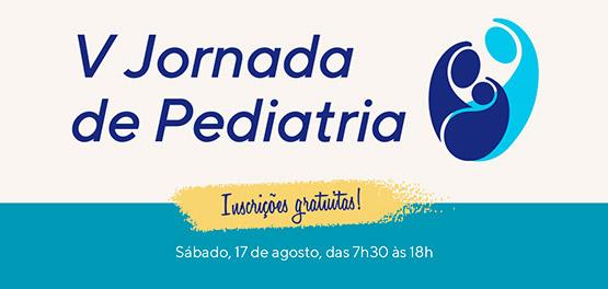 V Jornada Pediatria na midia