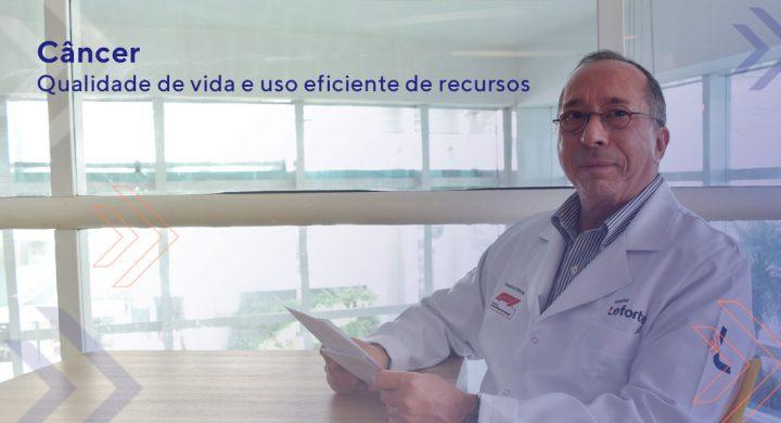 Câncer Qualidade de vida e uso eficiente de recursos