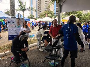Programa Saúde nas Empresas e Volkswagen na 17ª Meia Maratona de SBC