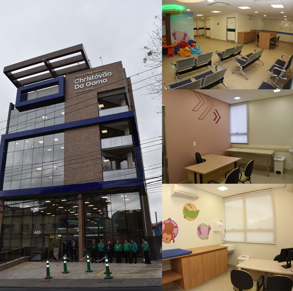 galeria inauguração novo prédio HMCG