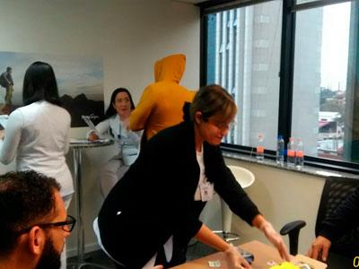 Saúde nas Empresas realiza screening de saúde na empresa DocuSign