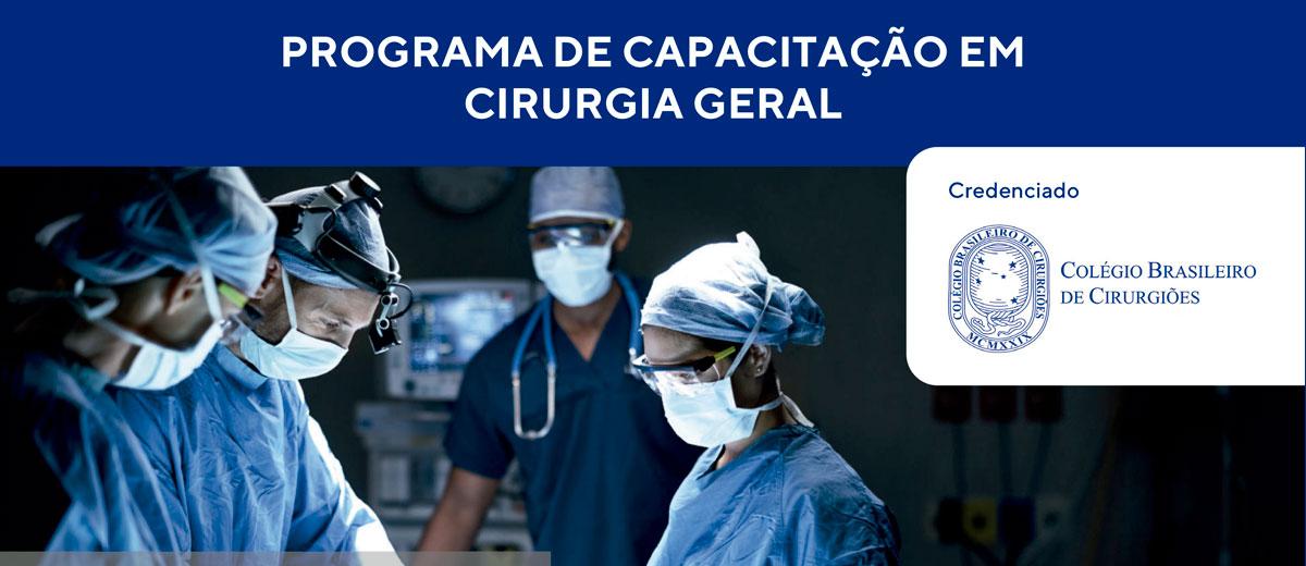 PROGRAMA DE CAPACITAÇÃO EM CIRURGIA GERAL