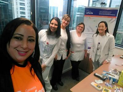 Leforte Saúde nas Empresas promove screening de saúde em parceria com a Sciath