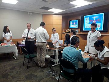 Leforte Saúde nas Empresas participa da Semana da Saúde na ABISUD