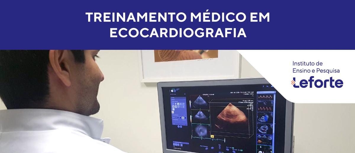 Treinamento Médico em Ecocardiografia Treinamento Médico em Ecocardiografia