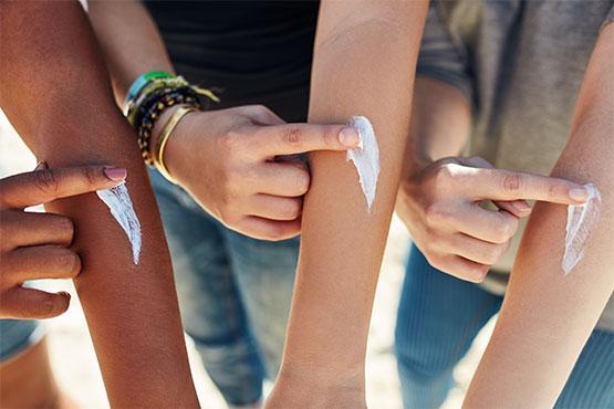 Câncer de pele – diferenças entre os tipos de lesão