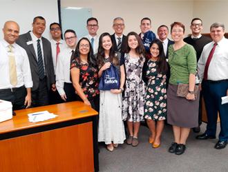 Equipe Leforte Saúde nas Empresas faz palestra sobre primeiros socorros