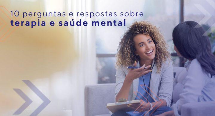 10 perguntas e respostas sobre terapia e saúde mental