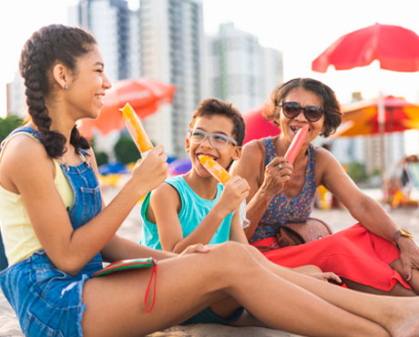 Dicas de saúde no verão