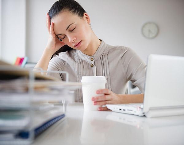 Cansaço persistente é um dos sintomas iniciais da doença