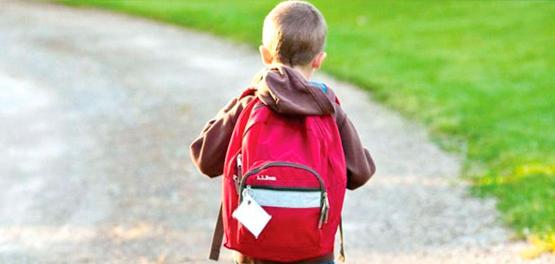 Dra. Talita Rizzini é destaque no jornal Metro em reportagem sobre o uso correto da mochila para crianças