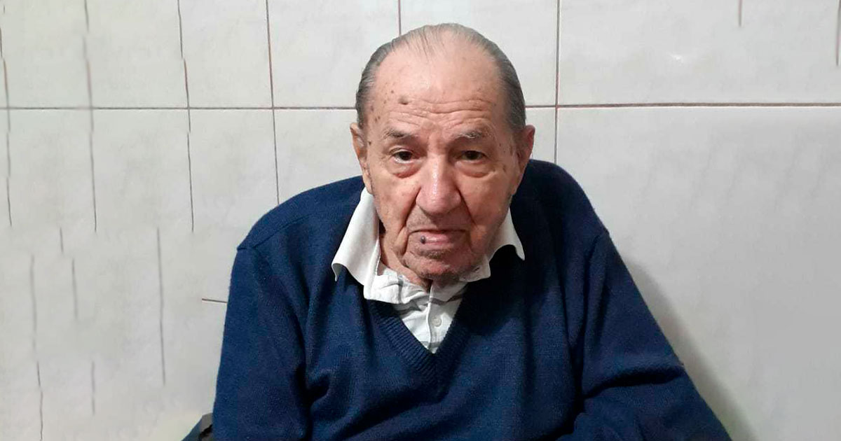 Paciente de 92 anos se recupera do Coronavírus no Hospital Leforte