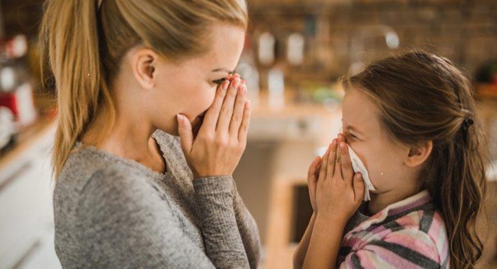 Rinite alérgica em tempos de pandemia