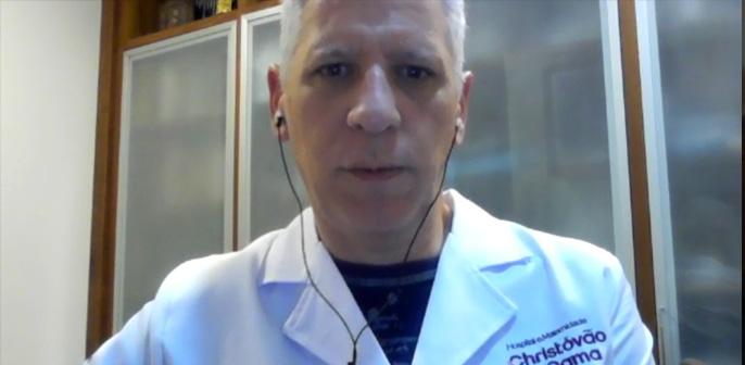 Carlos Quadros, infectologista do HMCG, tirou dúvidas sobre os diferentes teste para detectar o novo coronavírus em entrevista ao Metro Jornal