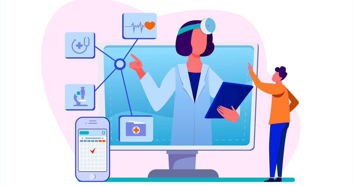 Grupo Leforte oferece ambulatório virtual para colaboradores