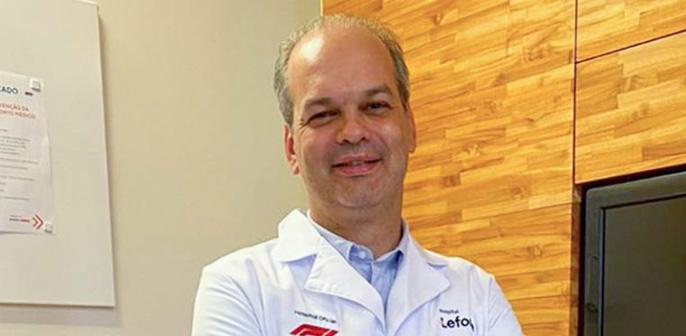 Medicina em casa: Grupo Leforte apresenta novo diretor clínico