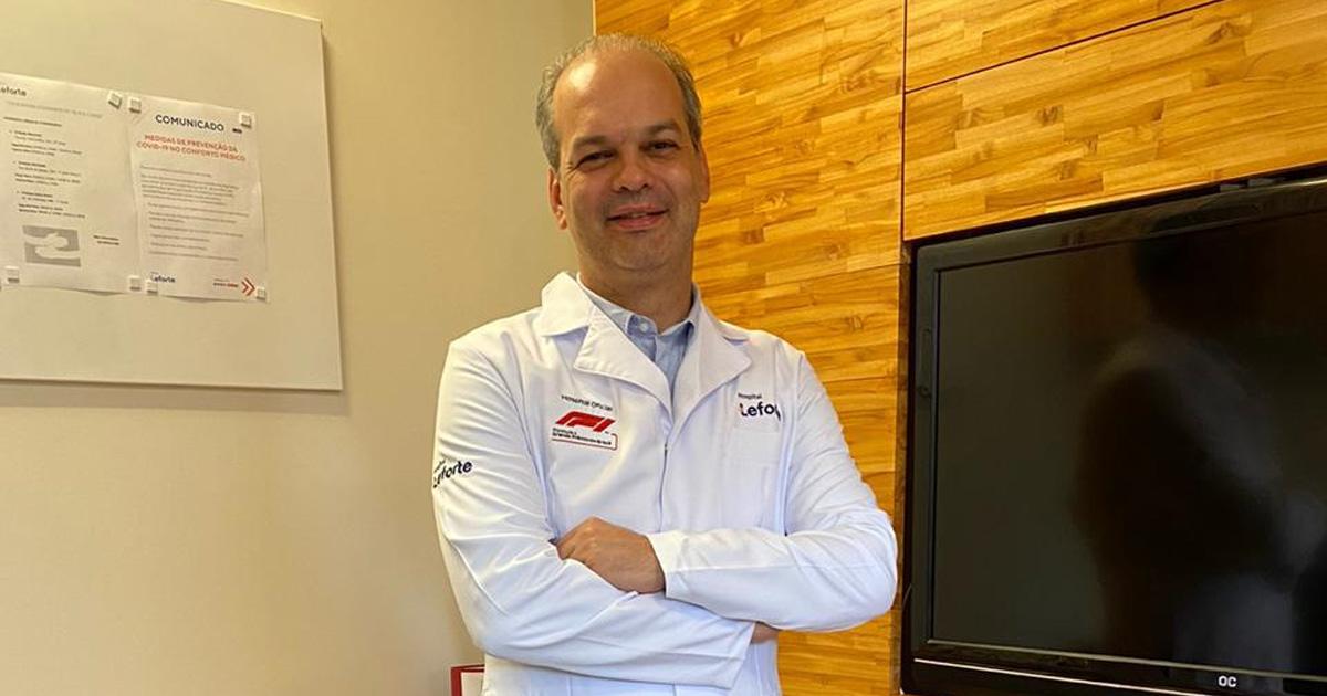 Hospital Leforte Morumbi apresenta novo diretor clínico