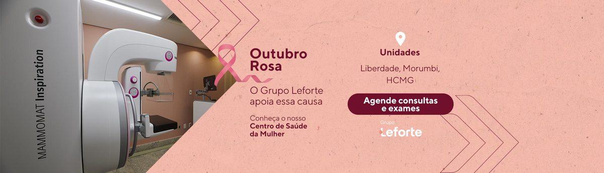 Outubro Rosa Leforte